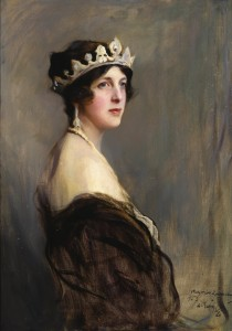 Londonderry, Edith Helen Vane-Tempest-Stewart, Marchioness of, previously Viscountess Castlereagh, née the Honourable Edith Chaplin; wife of 7th Marquess 6138