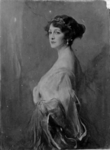 Curzon of Kedleston, Marchioness, née Grace Elvina Hinds; other married name Mrs Alfred Duggan; wife of 1st Marquess 3046