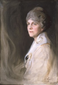 Harding, Mrs Warren G., née Florence Kling; First Lady of the United States of America 5568