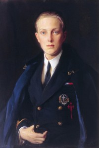 Spain, Don Alfonso de Borbón y Battenberg, conde de Covadonga, formerly Prince of Asturias; eldest son of Alfonso XIII of 8004