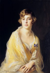 Spain, The Infanta doña Beatriz de Borbón y Battenberg, daughter of Alfonso XIII of 8008