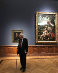 Paul d'Orban at the Hungarian National Gallery September 2019