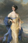 Sutherland, Eileen Sutherland-Leveson-Gower, Duchess of, née Lady Eileen Gwladys Butler; wife of 5th Duke 7326